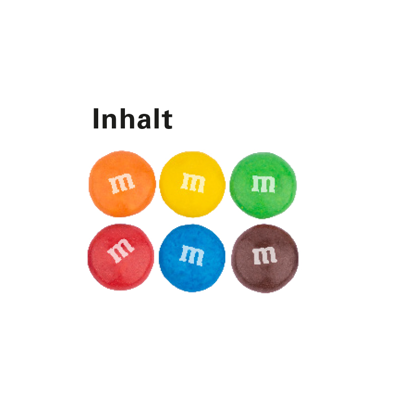 M+M's Chocolate Minitüte